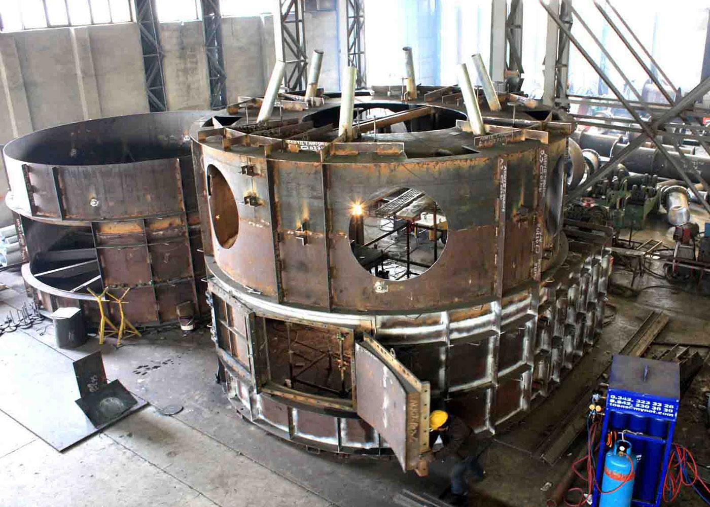Akköy II HEPP Project (2x116 MW, 2010), Giresun / Turkey