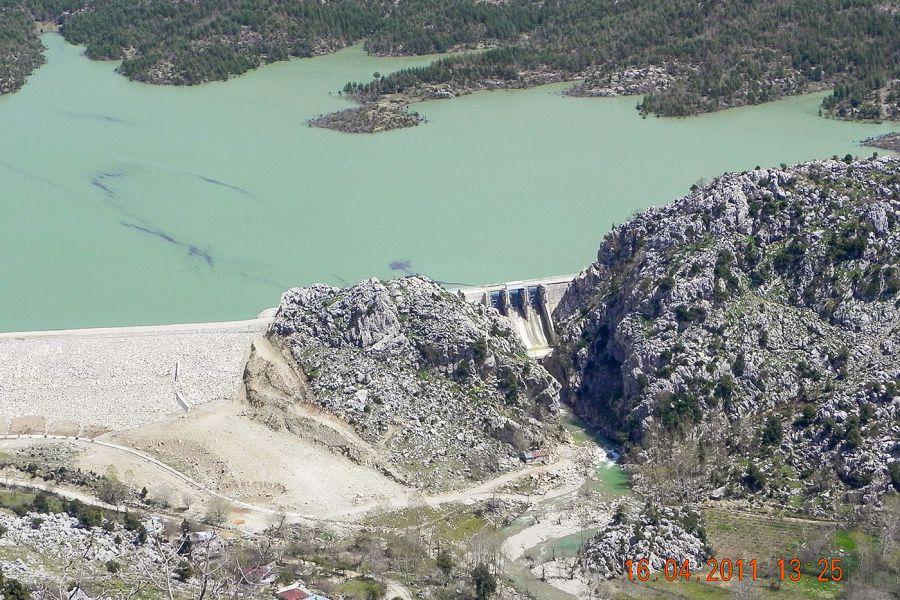 Andırın HEPP Project (42 MW), Kahramanmaraş / Turkey