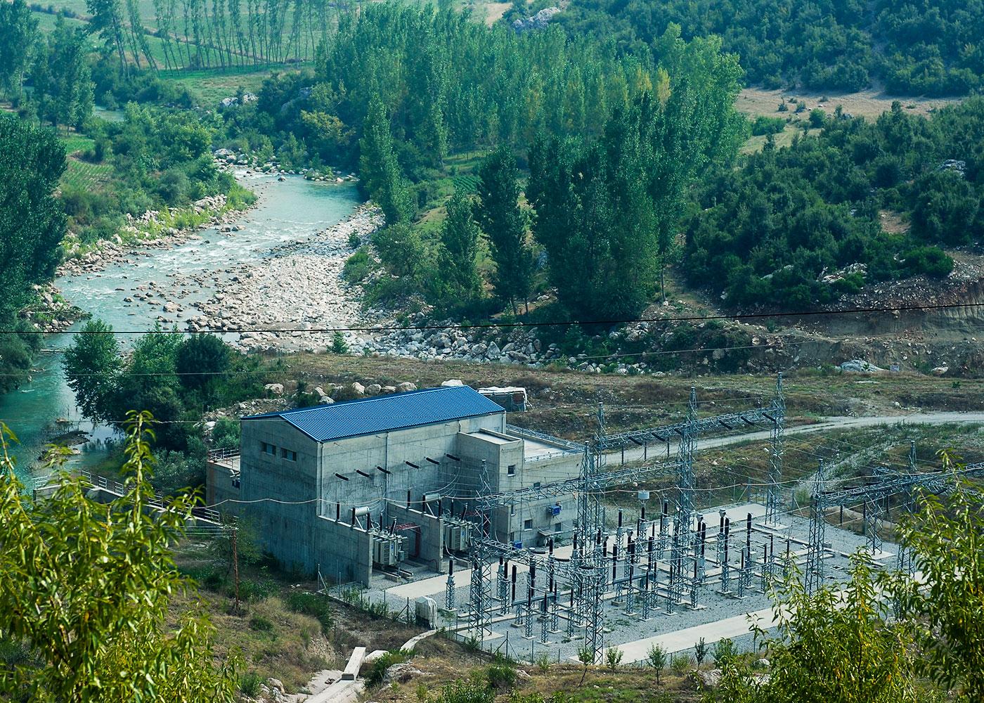 Kargılık HEPP (2x12 MW), Kahramanmaraş / Turkey