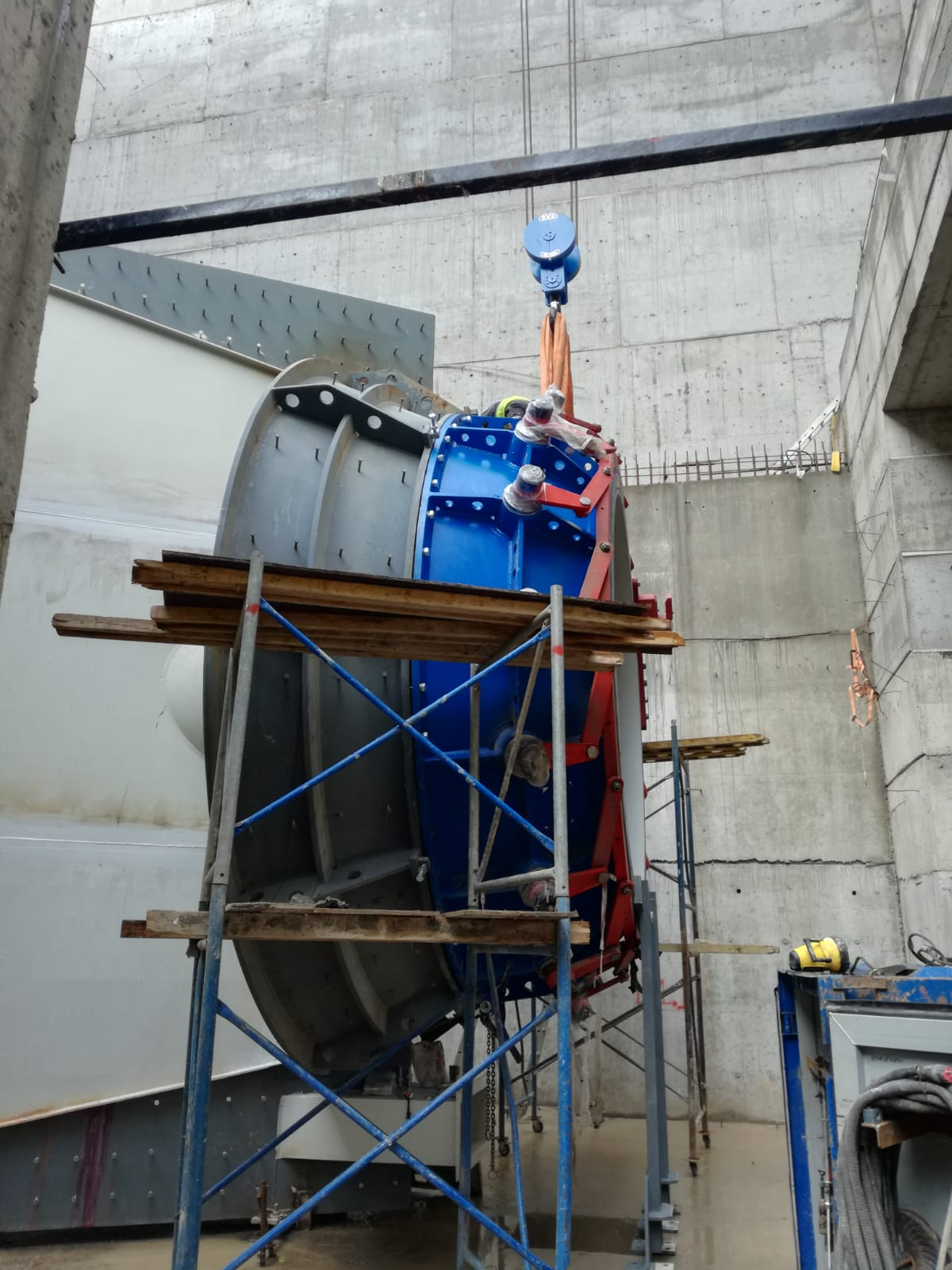 Ova HEPP Project (3x4.5 MW), Sakarya / Pamukova, Turkey