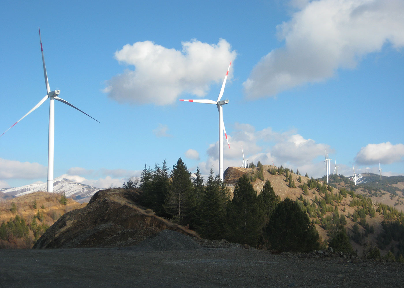 Sincik WEPP (27.50 MW), Adıyaman / Turkey