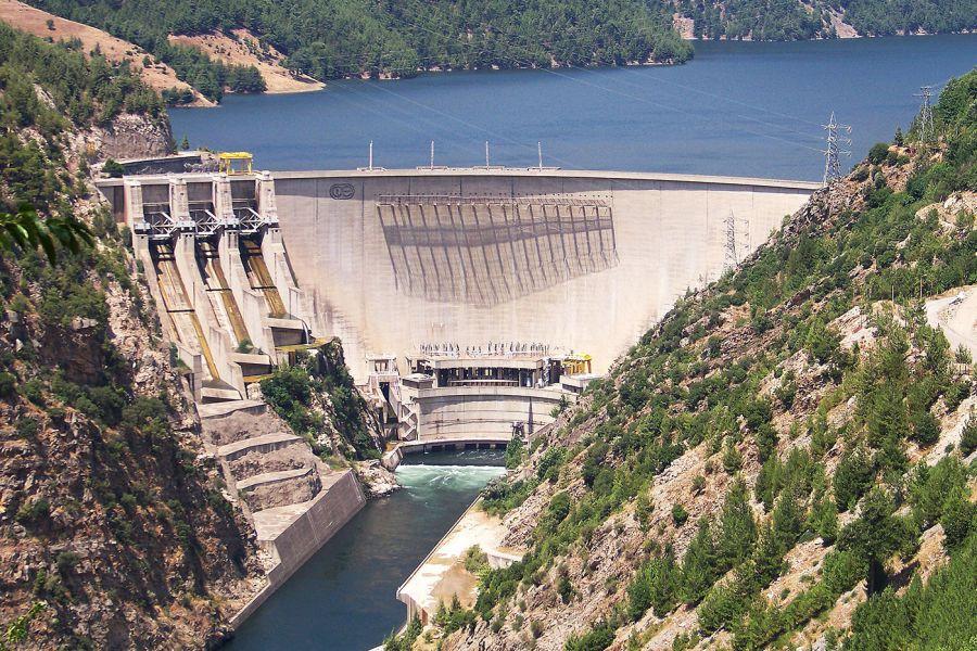 Sır Dam & HEPP Project (3x94,6 MW), Kahramanmaraş / Turkey
