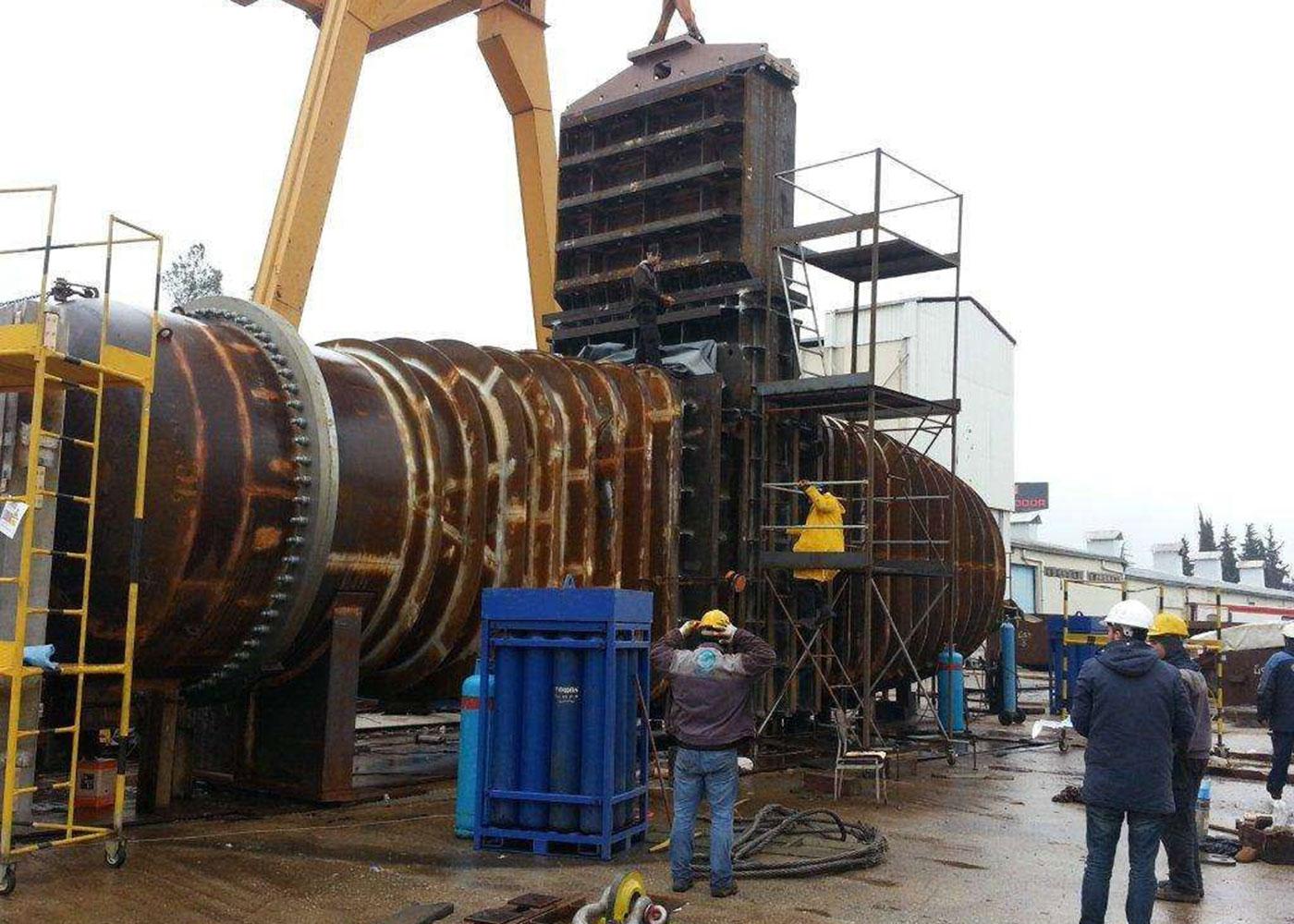 Artvin HEPP Project (2x166 MW), Artvin / Turkey