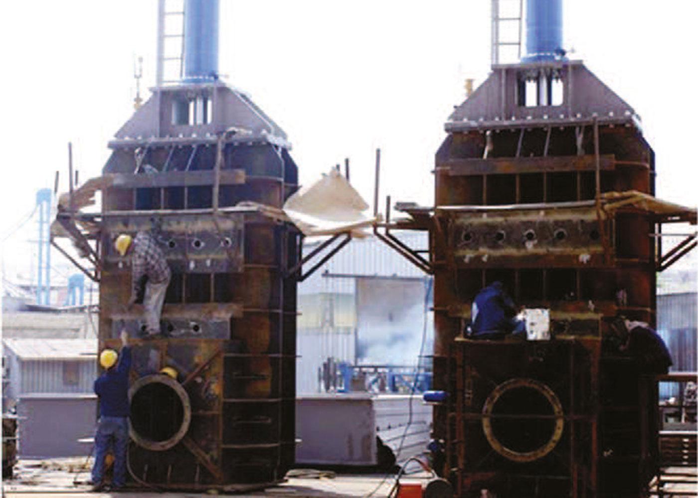 Boyabat HEPP Project (3x170 MW), Sinop / Turkey