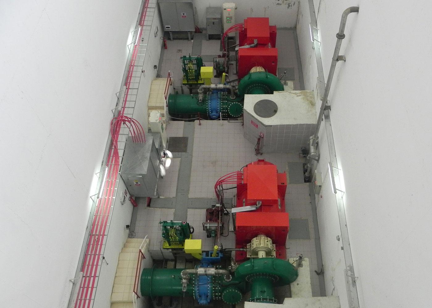 Erkenek HEPP (2x6 MW), Gölbaşı, Adıyaman / Turkey