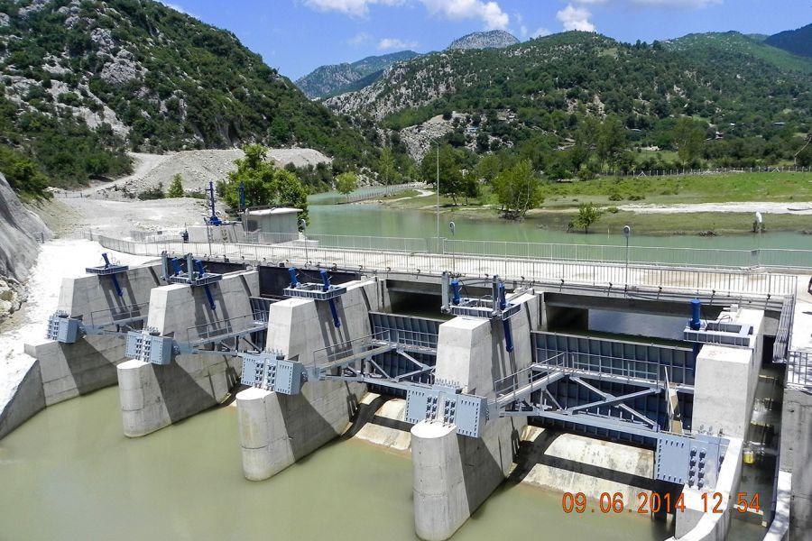 Kalealti-II HEPP (12 MW), Kadirli, Osmaniye / Turkey