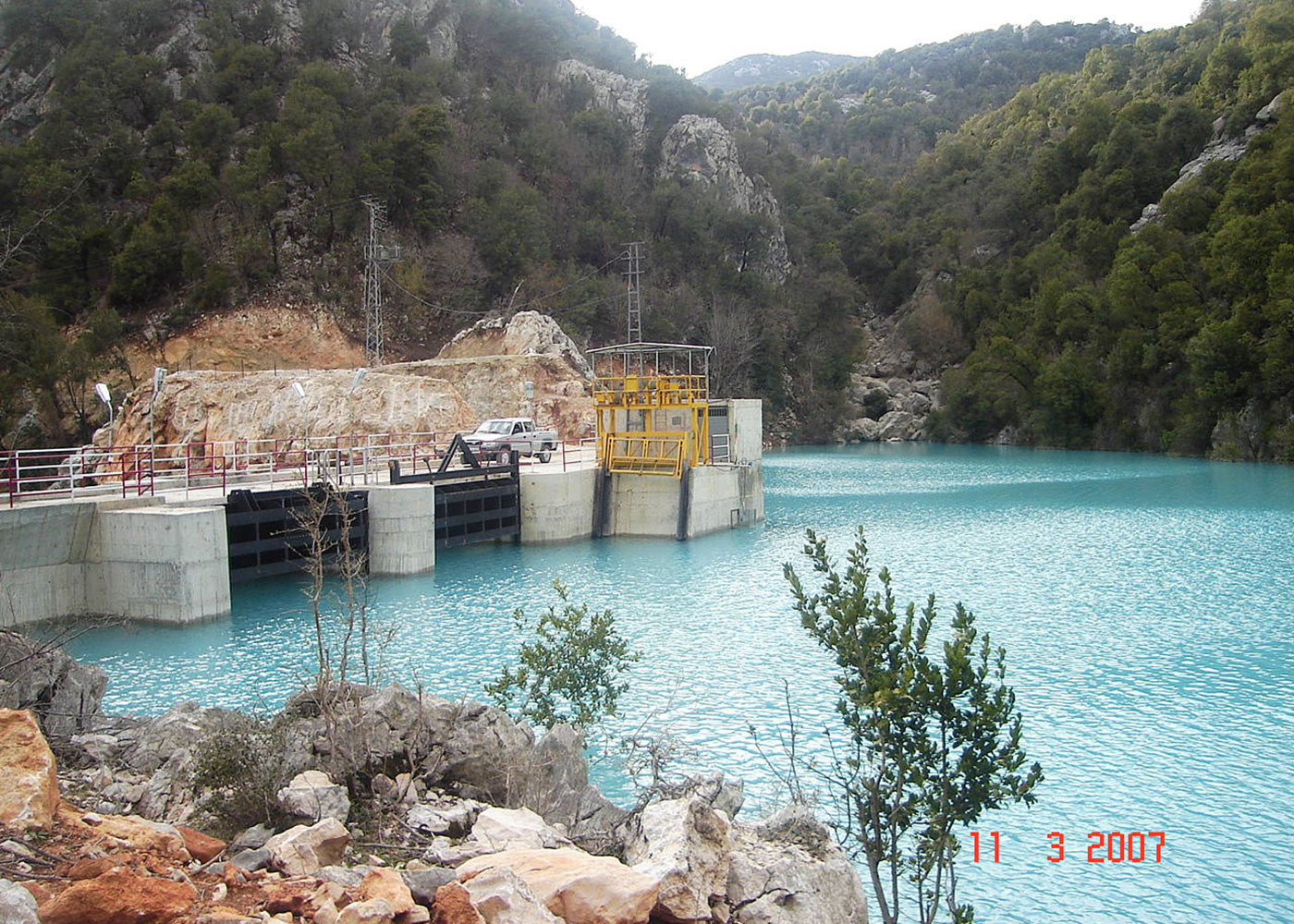 Kalealtı HEPP Project (15 MW), Kadirli-Osmaniye / Turkey