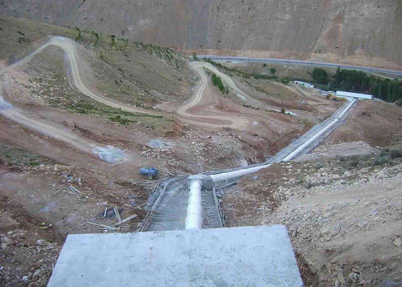 Keklicek HEPP Project, Malatya / Turkey