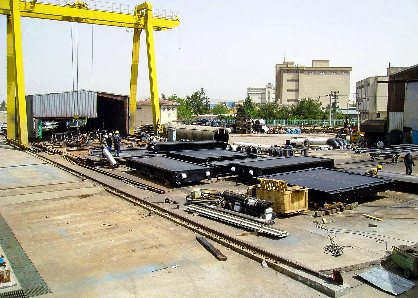 Nasiriyah Drainage Pump Station Project, Iraq