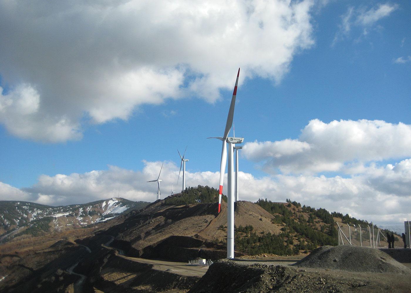 Sincik WEPP (27.50 MW), Adıyaman / Turkey